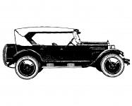 Vintage Car 2 Public Domain Clip Art Image Wpclipart Com