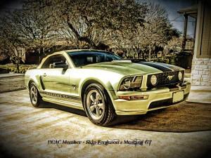 Skip Ferguson's Mustang GT
