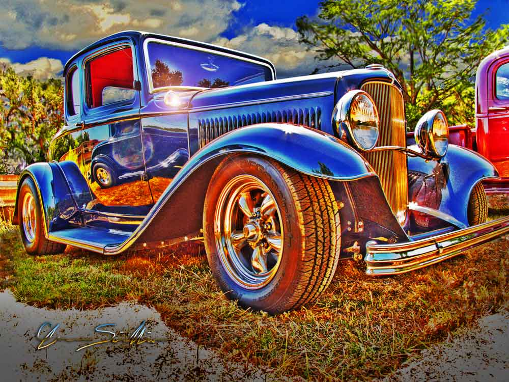 Ford Five Window Coupe the 2nd Greatest Hot Rod or Rat Rod Ever