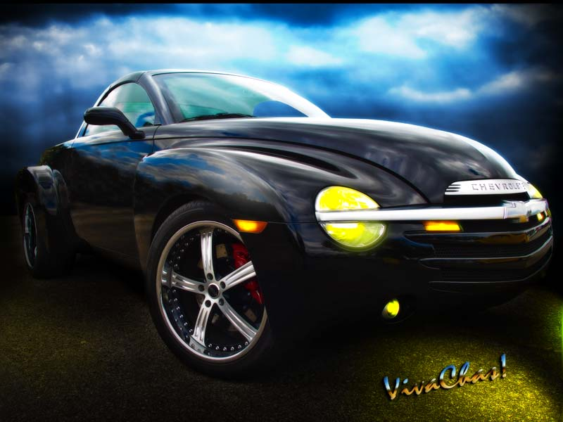 Chevy Ssr By Vivachas Hot Rod Art Click The Pix To 0