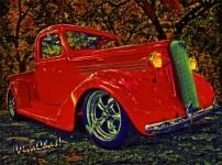 Dodge PickUp Truck – Valentine's Day