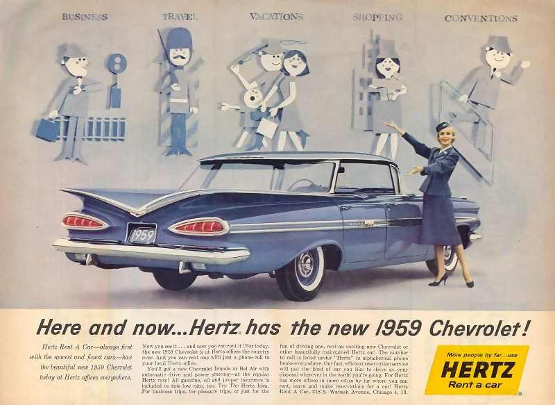 hertz chevy impala autos post. Black Bedroom Furniture Sets. Home Design Ideas