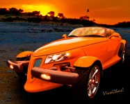 Chrysler Plymouth Prowler Rocky Sunset Show