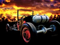 Hot Rod Dreams Started with the Model-T ~ Klik to Shop for a Pix of this Bewdy! ~;0)