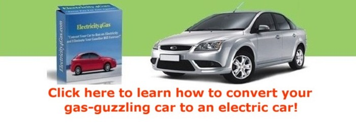 Convert Ur Car to Electric