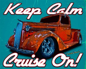 Keep Calm Cruise On Forth of July 2013 from VivaChas!