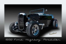 Ford Highboy Roadster the Foundation of Hot Rodding Sez Me ~:0) VivaChas!