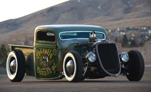 Rat Rod Pickup from over at Auto Culture - thanks for the use ~:0)
