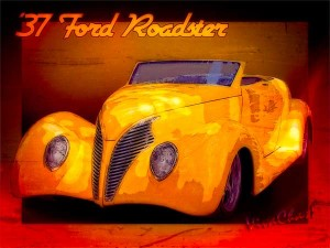 Roadster Means Rodding In-Touch With The Road