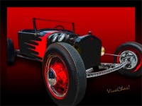 T Rat Rod Poster is all about rodding the way you want it - nice and easy