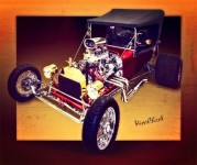 T Bucket Roadster by VivaChas! - Copyrighted Image ~:0) VivaChas!