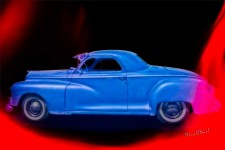 48 Dodge Salesman Coupe Rat Rod from VivaChas!