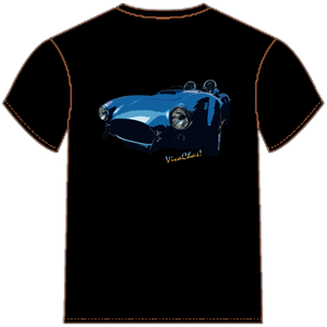 Cobra T-Shirt from VivaChas! - Click the pix of the Tee to Shop!