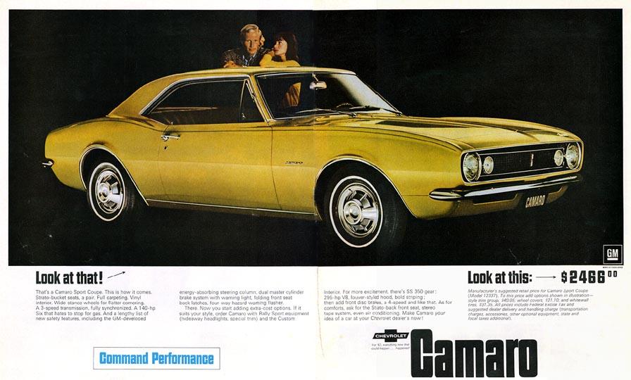 1967 Camaro Ad-03 - VivaChas Hot Rod Stories!!!