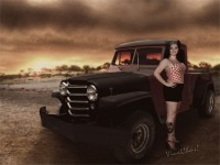 That Jeepin Bettie is quite the Jeeper for Sure - Click to Buy ~:0)