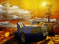 Viper Stop for Gaz and Sunscreen print from VivaChas! - click to shop