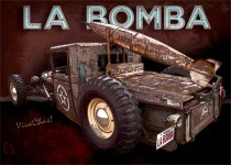 Ride La Bomba from VivaChas - click the pix to shop for a print