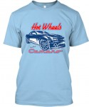 Hot Wheels Camaro Tee from VivaChas - Click Pix to Shop!