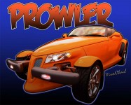 Plymouth Prowler T Shirt Project Reveals the Future - Click the Pix to Shop 4 a Print or Greeting Card