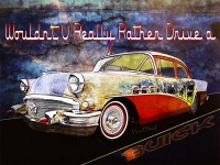 Hot Rod Dreams of Buick - 1953 Buick Special from VivaChas - click the pix to shop 4 Ur Print!