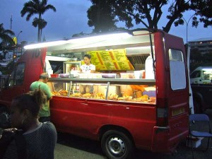 Taco Wagon? Don't think so! This cool food coach is from Wiki Food Truck Stuff!