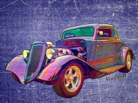 Ford Street Rod 1934 from VivaChas! - Click Pix to Shop 4 Ur Print!