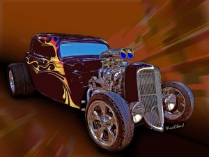 Hot Rod Hot One - No - But - Street Rod Story from VivaChas - Click the Pix to Read About It!!