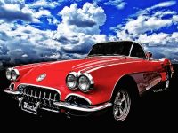 C-7 Corvette? - No! - This is the C-1Vette or at least the 1960 version - Click the Pix or the Text Link to Start at the Beginning of the 7 Part Series!