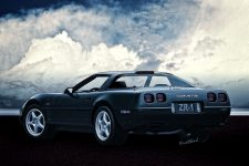 94 Corvette ZR-1 from VivaChas - Click the Pix or Text Link below to Buy a Print!