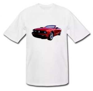 5th Generation Mustang Dream Tee in Tall and Big Sizes - Click this pix to shop this size