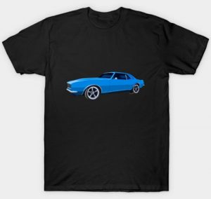 1st Generation Chevy Camaro Tees from the VivaChas T-Shirt Shop! - Click this pix to check out this Tee!