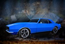 1st Generation Chevy Camaro - Click Pix or Text Link to Learn more about the Generations of Camaro