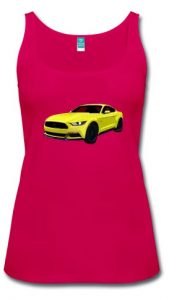 2014 Mustang 5.0 Lady's Tank Top! - Click this pix to shop 4 this top!