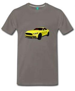 2014 Mustang 5.0 Men's Regular & Big Size Tee - Click this pix to shop this shirt!