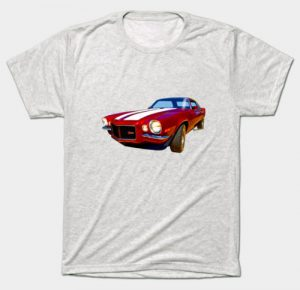 2nd Generation Z28 Camaro Men and Women's Tees and more - Click Pix to See 'em!