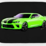 2016 Camaro Laptop Case! - Click the pix to enter the size of your laptop!