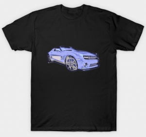 5th Generation Chevy Camaro for 2013 Special Edition - Click the Pix to Get a T-Shirt or other product