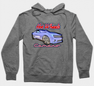 5th Generation Chevy Camaro - Hot Wheels Edition Hoodie! Click Pix to Shop this pix on Tees and More!