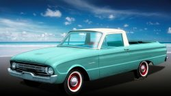 2nd Generation Ford Ranchero began with the 1960 Falcon Ranchero - click pix or text link to shop for Falcon Ranchero Stuff! ~;0)