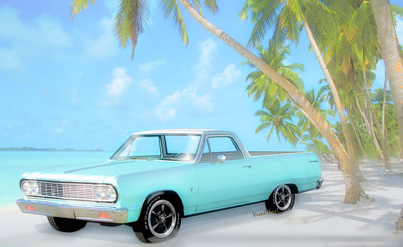 1964 Chevy El Camino 2nd Generation 1964-1967 prints and other products ready for you! Click Pix or Text Link to Shop!!