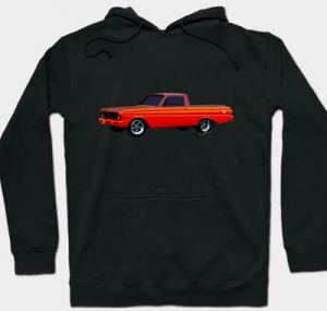 1965 2nd Generation Ford Ranchero Hoodie and Lots of other Tees, Laptop Bags and More - Click this pix to Shop!