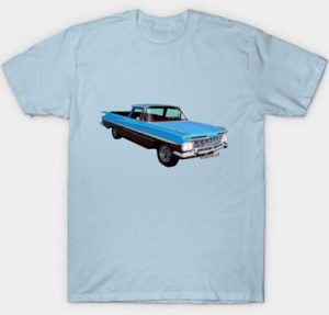 El Camino 1st Generation Men and Women's Tees and More from VivaChas! - Click this pix to shop for Gifts!