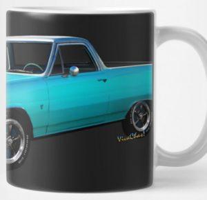 64 Chevy El Camino 2nd Generation - Mug! And lots more! - Click Pix to Shop!