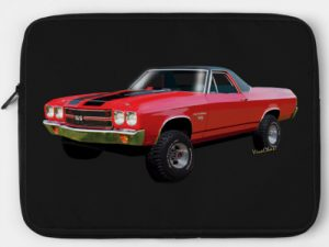 70 El Camino 4x4 Laptop Pouch and So Many More Gifts! - Click Pix to Shop!