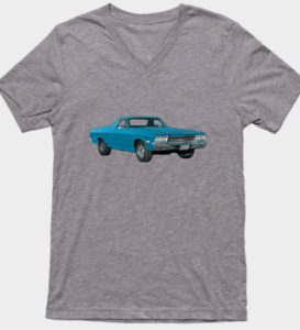 68 Chevy El Camino Men's Tees! - Click Pix to Shop for gifts!