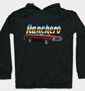 1968 Ford Ranchero Hoodie - 69 as well since they're the same mostly - Click this pix to Shop for Tees and More!!