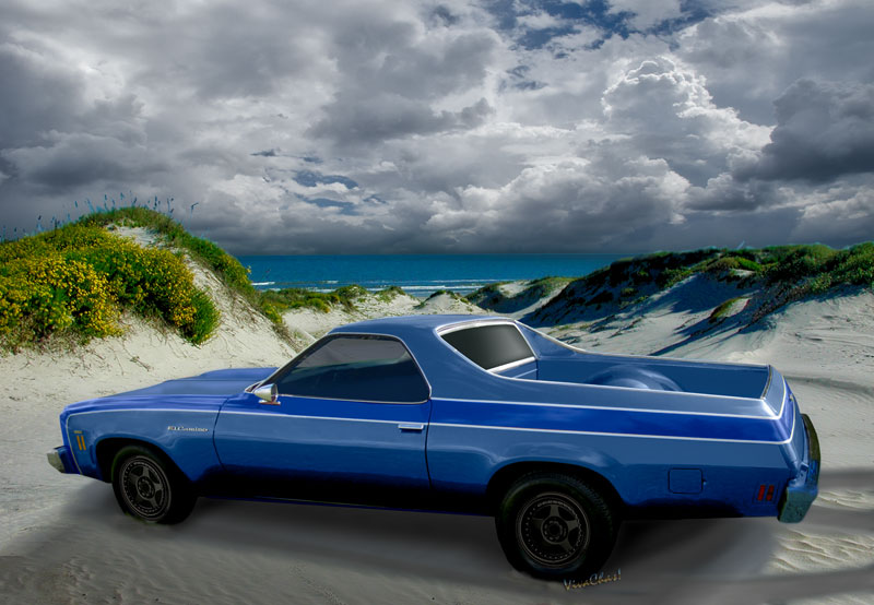 1973 El Camino looks like 74 75 76 77 ElCo - Buy a Print or Product Click the Pix or Text Link to Shop!