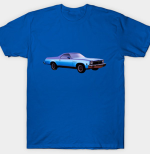 73 el camino 4th Generation Tees and More Stuff! Click to Shop!