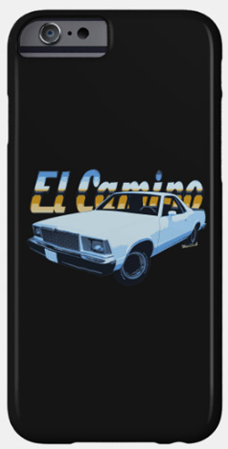 1978 El Camino Cell Phone Cases, Computer Zip Cases and More - Click Pix to Shop for em!