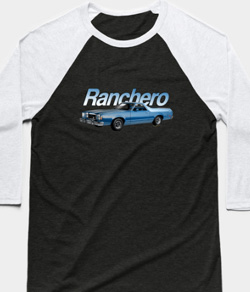 1979 Ranchero GT Baseball Tees and lots more - Click that Clicker to Shop Shirts from VivaChas!